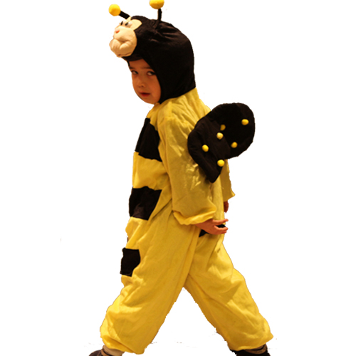 kigurumi kawaii enfant abeille black sugar
