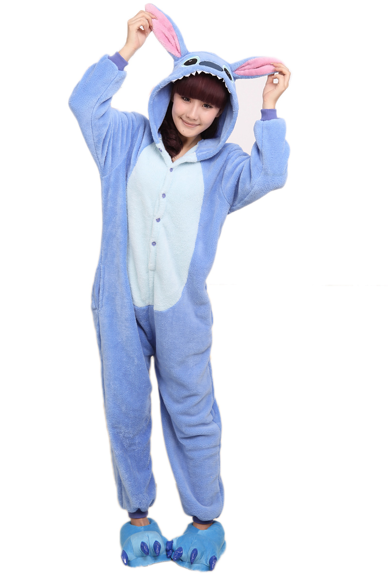 kigurumi cosplay pyjama kawaii en forme d 39 animaux. Black Bedroom Furniture Sets. Home Design Ideas