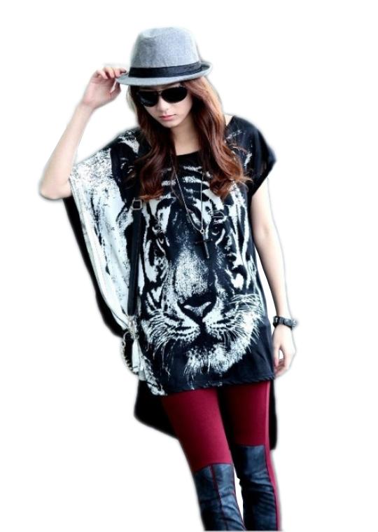 tunique tigre