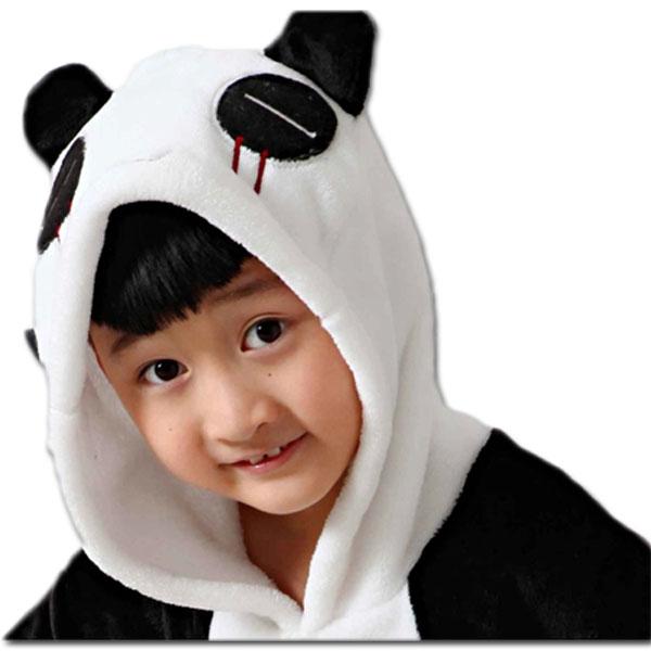 pyjama kigurumi grenouill re enfant panda black sugar en ligne. Black Bedroom Furniture Sets. Home Design Ideas