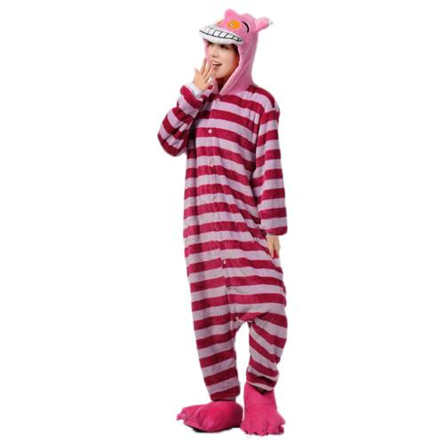 pyjama kigurumi grenouill re adulte deguisement chat alice. Black Bedroom Furniture Sets. Home Design Ideas