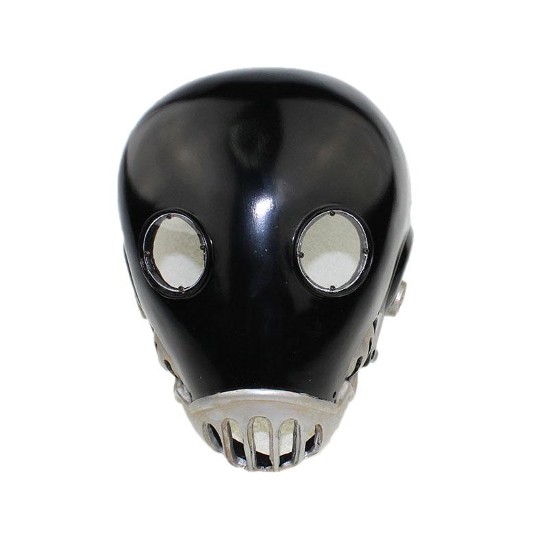 masque a gaz airsoft noir black sugar en ligne. Black Bedroom Furniture Sets. Home Design Ideas